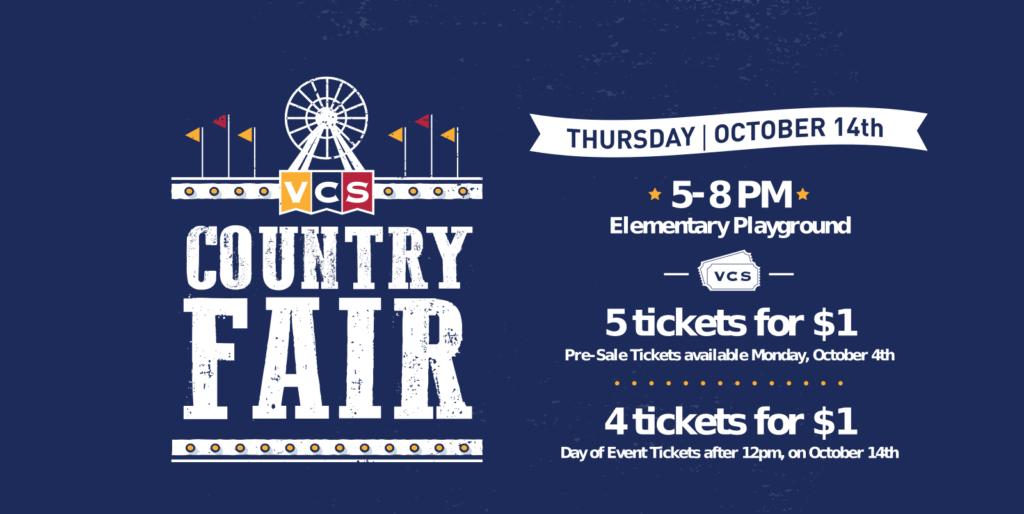 Country Fair banner